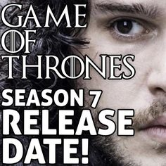 New video about the announcement of the Game of Thrones Season 7 premier date. Click through link in bio to learn which actors are reported to appear in s7 Episode 1 this summer. Plus two other new videos this week - one spoilers one about how many GoT episodes are left and prequel news. #gameofthrones #gameofthronesseason7 #gameofthronespremier #newgameofthrones #got #gotseason7 #gameofthronesnews #kitharington #emiliaclarke #jonsnow #deanerys #hype #instagood