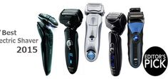 Best electric shaver reviews of 2015; MyBestShaver.com is the best place to save money and time to get one. I do research and trails before review.