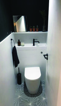 Super Creative cloakroom toilet lighting ideas that will impress you