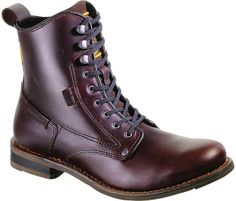 Orson Boot - Oxblood