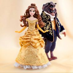 Disney Fairytale Designer Couples Collection - Belle and the Beast