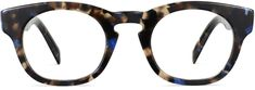 Kimball Eyeglasses in Tanzanite Tortoise for Women. With its keyhole bridge and vintage-inspired shape, Kimball is a reliable charmer, through and through. Fashion Eye Glasses, Cat Eye Glasses, Eyeglasses For Women, Sunglasses Women, Eye Glasses Online, Warby Parker Glasses, Vintage Cat, Try On, Vintage Style Outfits