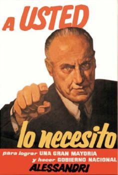 Jorge Alessandri, campaña presidencial 1958