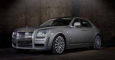 Rolls Royce Ghost The Mansory 2015 UHA Otomotiv A.Ş.