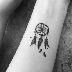 #ink #tattoo #dream catcher