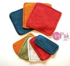 Traditional Dishcloth Pattern – Free Update