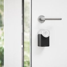 Home Gadgets Electronics Key: 1275978176 Smart Home, Home Gadgets, Android, Bluetooth, 3d Printer, Iphone, Door Handles, Simple, Homes