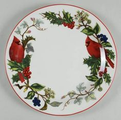 PortmeirionHolly Cardinal at Replacements, Ltd