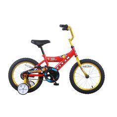 Titan Champion Red/ Boys BMX Bike
