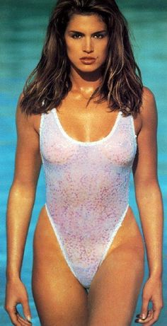 8f51e57fec2fc me wp-content uploads 2016 04 Cindy-Crawford-Nude-Boobs-Show-Under-Wet- Swimsuit. Social Fashion · Vintage bikinis