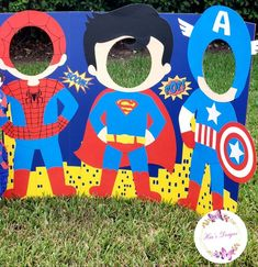 This beautiful photo Booth is designed to make your party a special moment with your family and frie Superman Birthday Party, Avengers Birthday, 4th Birthday Parties, Boy Birthday, Superhero Party Decorations, Birthday Party Decorations, Super Hero Decorations, Superhero Party Favors, Anniversaire Captain America