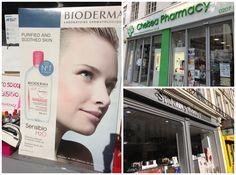 Bioderma em Londres   Dia de Beauté