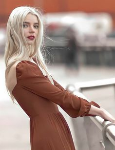Anya Joy, Anya Taylor Joy, Actrices Hollywood, Famous Faces, Woman Face, Girl Hairstyles, Beautiful People, Celebrity Style, Actresses