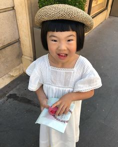 """Helen Yu Kuo (Marni's Mom) on Instagram: """"Need to make the most of our last day in Paris! 🍭 #marnivisitsparis #whatmarniworetoday"""" Wha T, Marni, Mom, How To Make, Instagram, Fashion, Moda, Fashion Styles, Fasion"""
