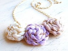 30 Ideas For Necklace Which You Can Made In Your Home