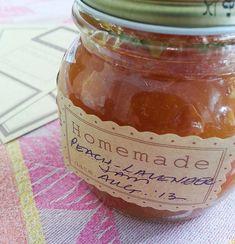 Must-Try Preserves Recipe: Peach Lavender Jam - Foodista.com