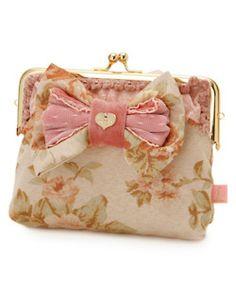 Cutie pie coin purse