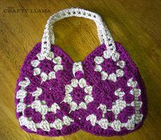 Granny Square Handbag
