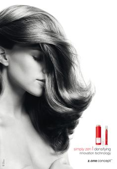 Simply Zen Densifying by z.one concept Hair Loss, Zen, Long Hair Styles, Hair Beauty, Concept, Woman, Products, Losing Hair, Long Hairstyle