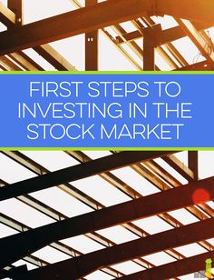 Not sure where to start when it comes to investing? Here are the basics to get you started! (It's not overwhelming, we promise.)