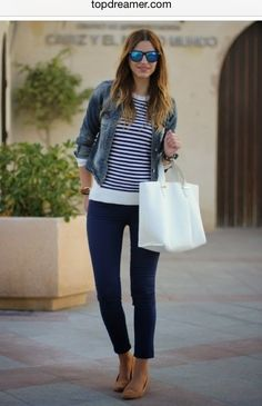 Cute pants outfit