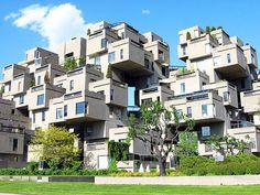 アビタ67/ Habitat 67レゴ アーキテクチャーで製品化…か? - 建築ニート