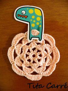 Flor em crochet e saiba quais são as flores que combinam com seu signo
