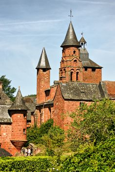 Collonges-la-Rouge ~ Limousin ~ Corrèze ~ France