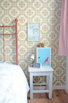Omstebeurt- slaapkamer