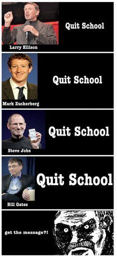 Hahahaha. Kinda funny! I however am without the innovation gene.
