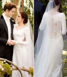 I know, its cliche...but I cant help but fall in love with it! I love the long sleeves, I love the back, and I love the simple lines and the way it drapes.