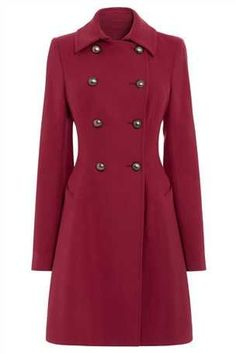 Buy Fit And Flare Coat from the Next UK online shop