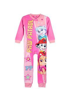 Venda Disney / 30371 / Patrulha Pata / Calçado e pijamas / Babygro Patrulha Pata Rosa