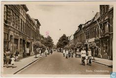 Breda - Ginnekenweg - 1950.