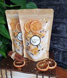 Hygge, Homemade Gifts, Diy Gifts, Kosmetik Shop, Wild Orange Essential Oil, Essential Oils, Himalayan Salt Bath, Pot Pourri, Ritual Bath