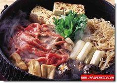 Receita de Sukiyaki                                                                                                                                                                                 Mais
