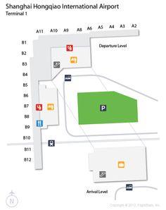 PEK Beijing Capital International Airport Terminal Map airports