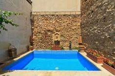 piscina patio pequeño - Buscar con Google