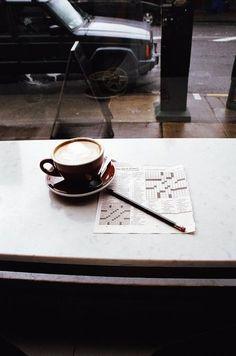 Coffee & Sudoku