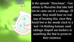 Another Adventure Time theory