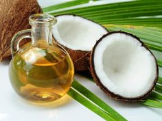 """The health benefits of """"Oil Pulling"""" are numerous and quite astounding! Oil pulling is an ancient Ayurvedic practice used to help improve oral health and detoxification. Benefits and How to do oil pulling. Oil Pulling, Coconut Oil For Acne, Coconut Oil Uses, Coconut Water, Coconut Milk, Coconut Leaves, Coconut Chicken, Natural Oils, Natural Health"""