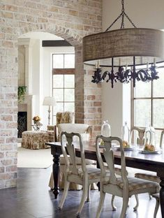 Lasting french country dining room furniture & decor ideas (37)
