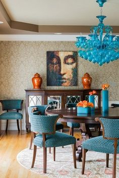 1000 Ideas About Eclectic Dining Rooms On Pinterest