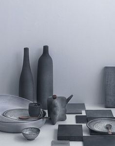 grey | objects