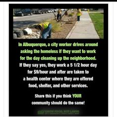 How Albuquerque takes care of homeless Inspirational Short Stories, Latest Political News, Protest Signs, Faith In Humanity Restored, Thing 1, Health Center, The Real World, Life Advice, Good People