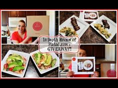 Here's my review of plated.com - the fresh food subscription box.....You might just be suprised!  #plated #plated.com #foodbox