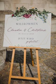 Diy Wedding Flowers, Diy Wedding Decorations, Wedding Blog, Dream Wedding, Flower Bar, Bmw Autos, Green Wedding Shoes, Wedding Signs, Wedding Inspiration