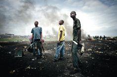 Agbogbloshie, The World's Largest e-Wasteland