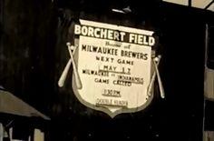 Borchert Field sign