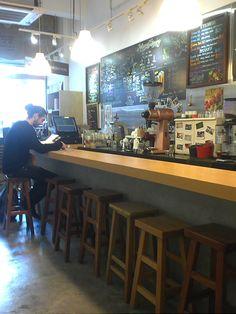 Knockbox Coffee Company @ Mongkok